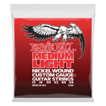 Nickel Wound Medium Light Wound G 12-54