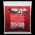 Nickel Wound Extra Light Wound G 10-50
