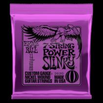 Nickel Wound 7 Power Slinky 11-58
