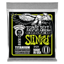 Coated - Titanium RPS Regular Slinky 10-46