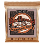 Earthwood Phosphor Bronze Medium Light 12-54