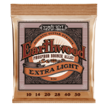 Earthwood Phosphor Bronze Extra Light 10-50