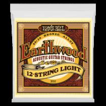 Earthwood Bronze 12 String Light 9-46