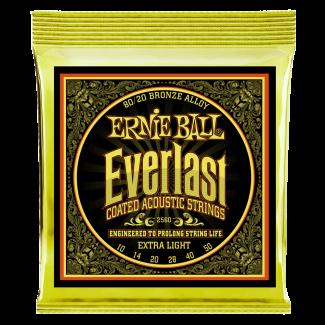 Everlast Coated Bronze Extra Light 10-50