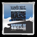 Flatwound Bass Group IV 40-95