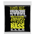 Stainless Steel Regular Slinky Bass 50-105