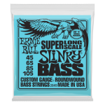 Nickel Wound Hybrid Slinky Bass Super Long 45-105