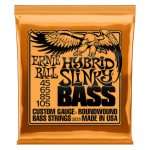 Nickel Wound Hybrid Slinky Bass 45-105
