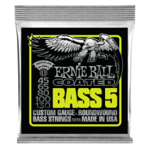 Coated 5 String Slinky Bass 45-130