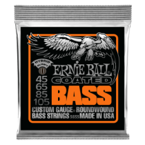 Coated Hybrid Slinky Bass 45-105