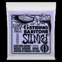Nickel Wound Bariton Slinky 13-72