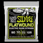 Regular SLINKY FLATWOUND BASS 50-105