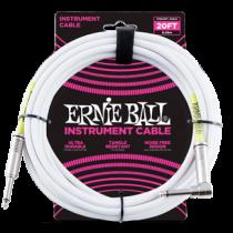 ERNIE BALL PVC HANGSZERKÁBEL 6M Pipa