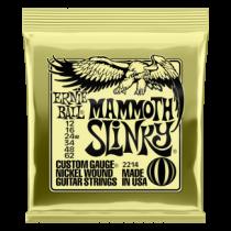 Nickel Wound Mammoth Slinky 12-62