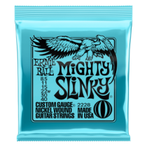 NICKEL WOUND MIGHTY SLINKY 8.5-40
